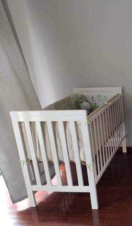 Berço bebé + colchão