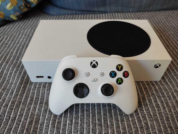 Xbox Series S em perfeito estado