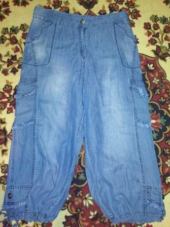 Жіночі джинси- капрі 44 р