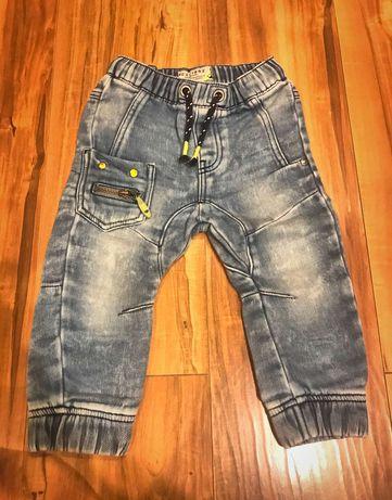 Демисезонные джинсы -джоггеры