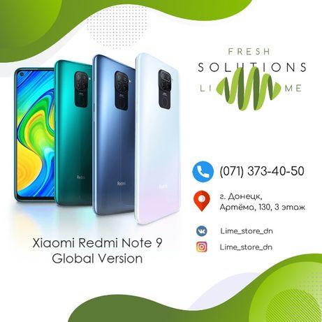 Xiaomi Redmi Note 9 3/64GB /9pro 6/128GB - 13550/21100руб Global.