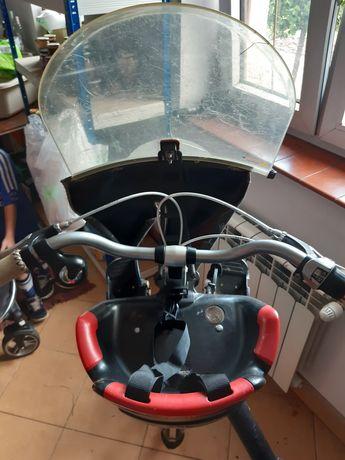 Fotelik Bobike na kierownicę