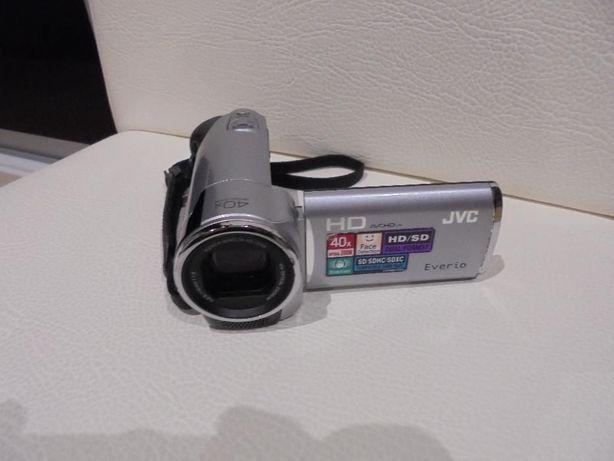 Máquina de Filmar JVC EVERIO