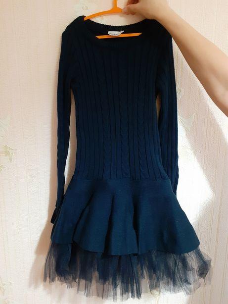 Плаття светер для школи