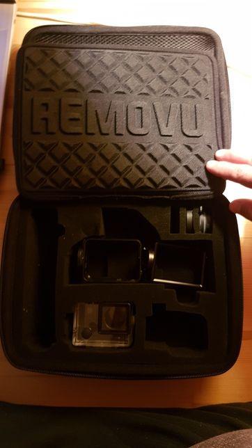 REMOVU S1 case + obudowy mocowanie gopro 4 5