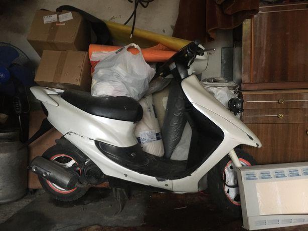 Honda       dio zx35