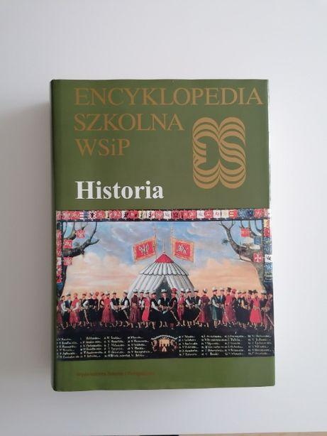 Historia. Encyklopedia szkolna WSiP