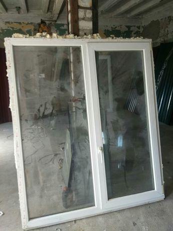 Прода 3 окна,   1.7м*1.2м-2 шт,   1.7м*1.45. Доставка