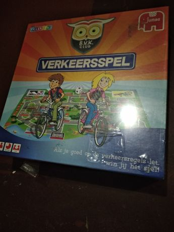 Настольная игра VERKEERSSPEL