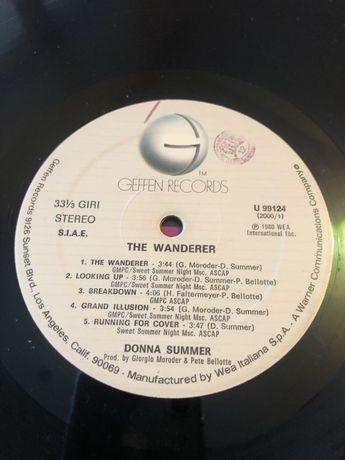 Donna summer the wanderer LP płyta winylowa