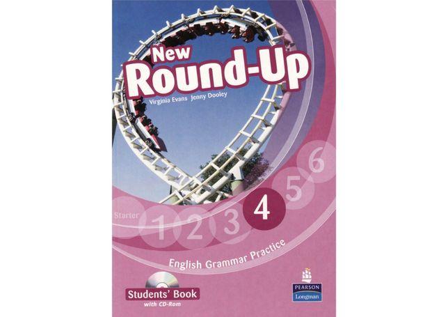 New Round Up 4: ClassBook + CD