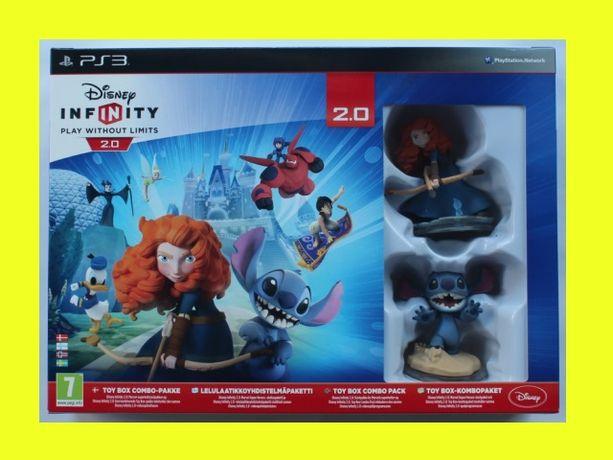 #NOWY# Disney Infinity 2.0 Merida Stitch zestaw startowy PS3
