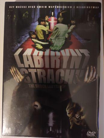 Labirynt Strachu - The shock Labyrinth