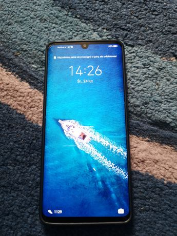 Huawei P30 Pro 6Gb/128Gb Black Sprawny