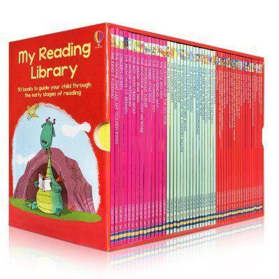 OKAZJA! Książeczki dla dzieci po angielsku, My reading library