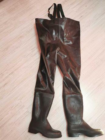 Spodniobuty robocze gumowe wodery Fagum-Stomil BFWOD2009 rozmiar 44