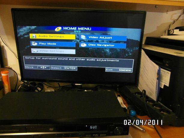 DVD player Pioneer Model DV-300K z pilotem i kablami