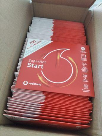 Водафон новые запечатанные Vodafone