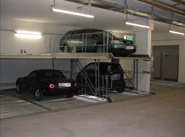Miejsce parkingowe / postojowe w garażu podziemnym Widzew