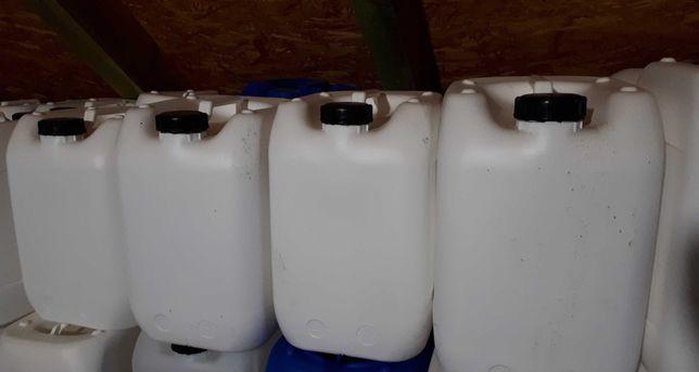 pojemnik plastikowy, kanister 20L