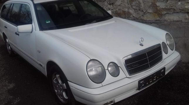 Mercedes e240 benzyna