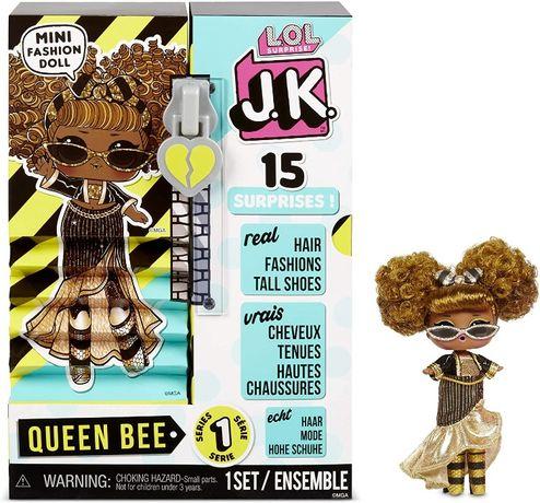 ОРИГИНАЛ! Игровой набор кукла Лол L.O.L. Surprise Королева Пчелка