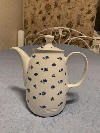 Керамічний чайник-заварник