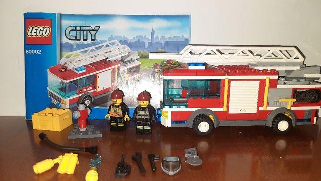Lego City 60002 Пожарная машина лего сити