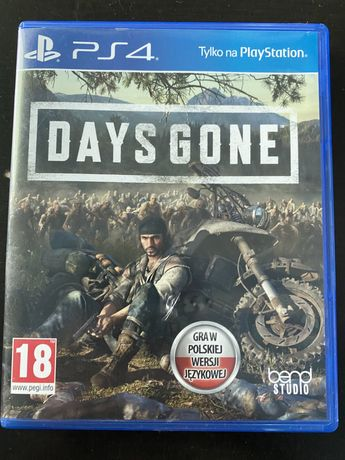 Days gone pl na ps4 / playstation 4 / ps5