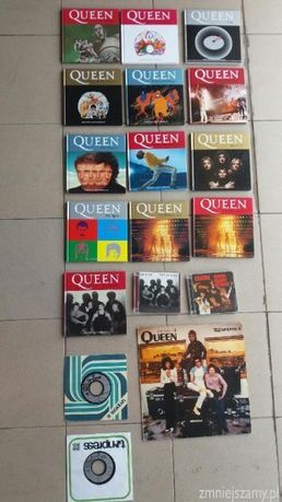 Queen - single i CD