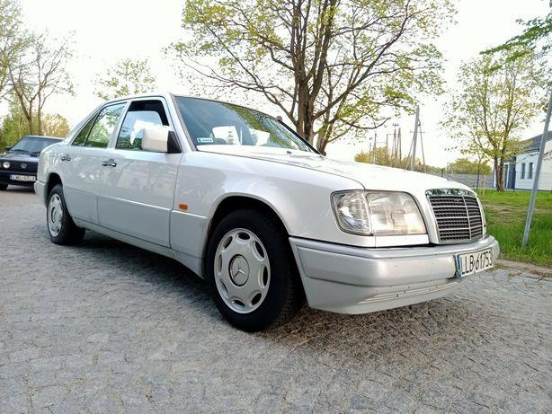 Mercedes 124 / 1991r 2.0 LPG Klimatyzacja Sprawna Zadbany Klasyk