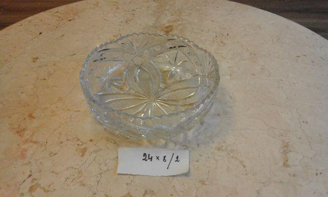 kryształ miska średnia