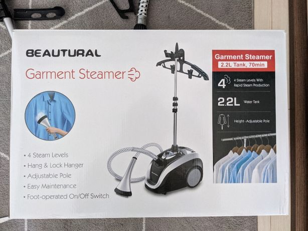 Steamer parownica do ubrań Beautural Garment 1630W