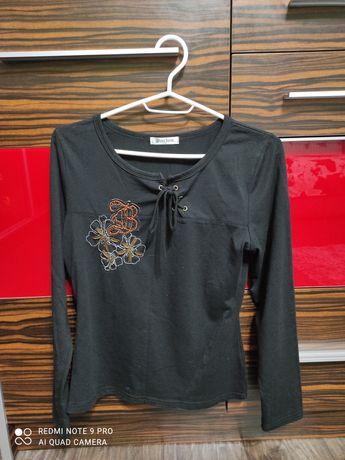 Czarna bluzeczka L