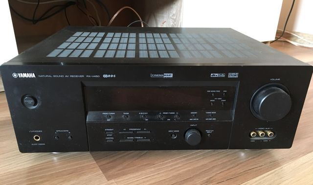 Amplituner Yamaha RX-V450 + Jamo Studio 180
