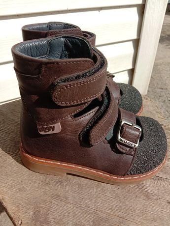 Босоножки туфли высокие берцы 12,8 см