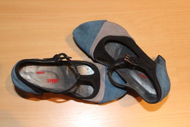 Sapato de salto CharcaSport
