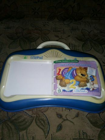 """Платформа Leap Pad """"Little touch"""" Leap frog"""