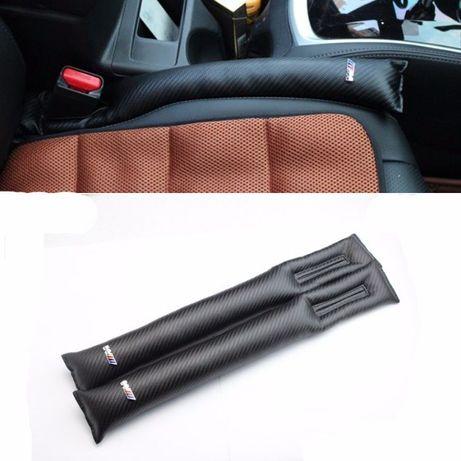 """Карбоновые вставки между сиденьями BMW """"M"""" E39 E46 E53 E60 E70 F10 F15"""