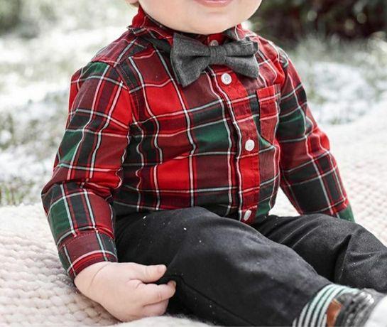Костюм для хлопчика новорічний