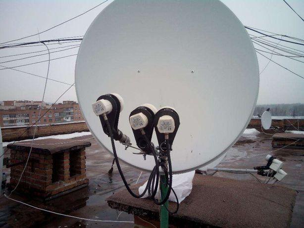 Спутниковое ТВ в Полтаве