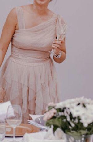 Sukienka wesele chrzest impreza L bez Hollywood Dream