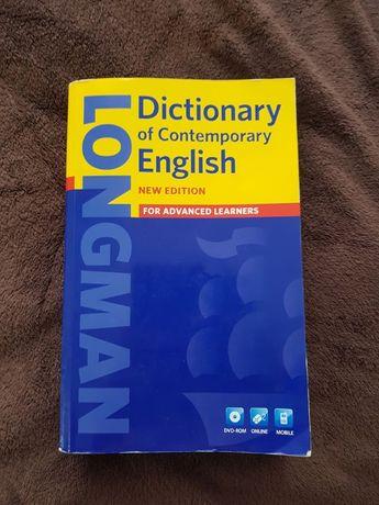 Słownik języka angielskiego LONGMAN - Dictionary of Contemporary eng