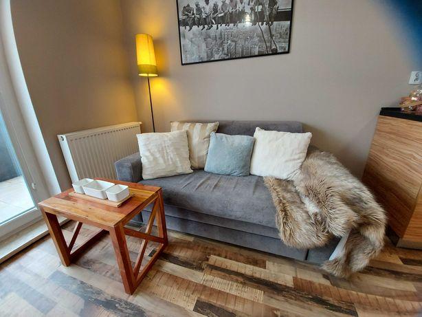 Stylowe i komfortowe mieszkanie z balkonem, 2 pokoje, nowe budownictwo