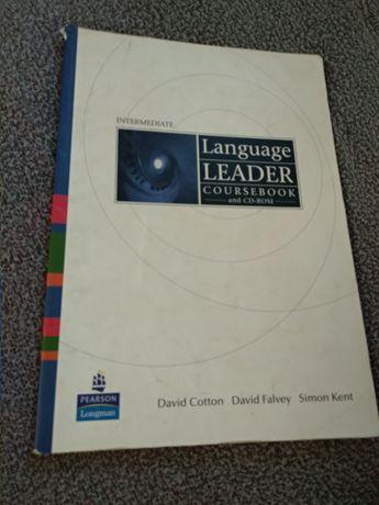 Language Leader coursebook Intermediate z płytą CD