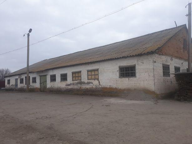 Продам склад в с.Аджамка