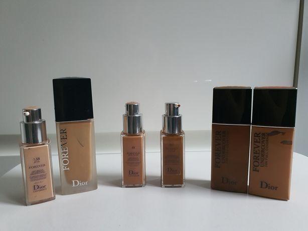 Тональные крема в ассортименте от Dior