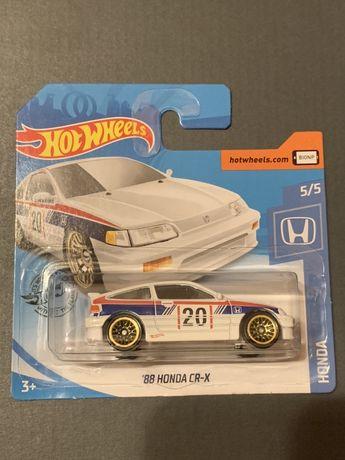 Hot Wheels Honda CR-X