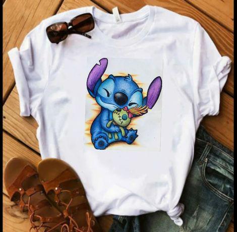 Koszulka bluzka t-shirt Disney postacie Stich S-XXL