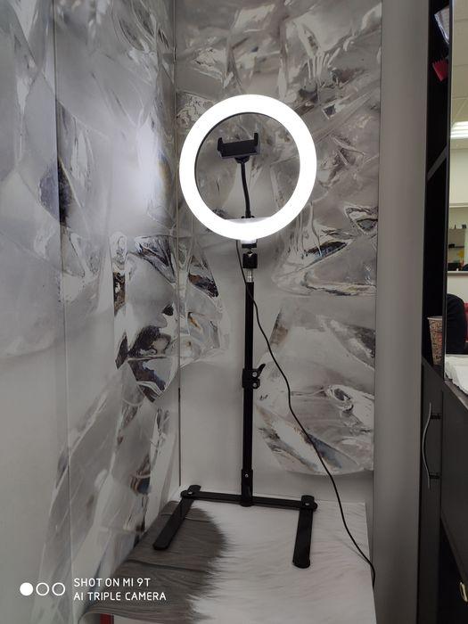 Настольная кольцевая лампа Кременчуг - изображение 1